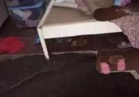 Hố tử thần nuốt chửng người phụ nữ đang ngủ trên giường