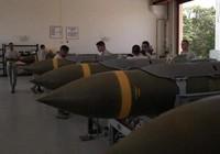 Mỹ chuyển hơn 800.000 đơn vị bom đạn tới đảo Guam