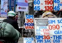 5 nhà mạng cam kết sẽ 'xử' đại lý bán SIM rác