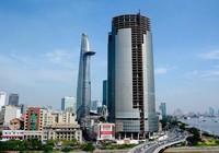 Cao ốc 5.000 tỷ bỏ hoang giữa Sài Gòn thi công trở lại
