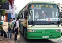 Đình chỉ nhiều cán bộ điều hành xe buýt tại TP.HCM