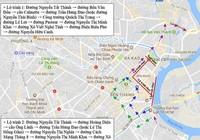 Cấm nhiều tuyến đường ở TP.HCM để tổ chức giải marathon