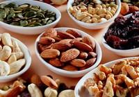 Một số loại hạt ngăn ngừa bệnh tiểu đường