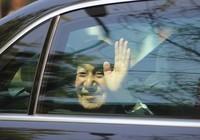 Chùm ảnh: Nhật hoàng Akihito chào tạm biệt Cố đô Huế