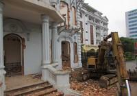 Biệt thự cổ 100 tuổi bị đập bỏ để mở rộng khách sạn