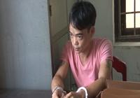 2 thanh niên trộm hàng loạt xe máy sa lưới