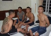 6 bị can truy nã tụ hợp trong một khách sạn ở Huế