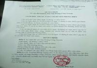 Sở y tế Thừa Thiên - Huế xin lỗi bác sĩ Truyện