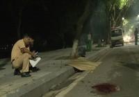 Lao xe máy lên vỉa hè, đôi nam nữ tử vong