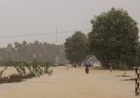 Vùng trũng Thừa Thiên - Huế lại bì bõm trong nước lũ