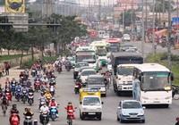 Cửa ngõ vào Sài Gòn thưa người ngày cuối đợt nghỉ tết