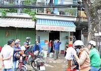 Nổ acid ở chợ Kim Biên, 5 người bị thương