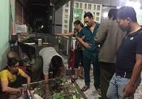 Nhóm thanh niên đập phá quán nhậu để đòi nợ