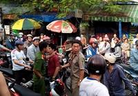 Thiếu nữ dùng nón bảo hiểm đánh cướp ở TP.HCM