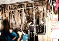 Cháy nhà ở quận 3, 6 người trong 1 nhà chết thảm