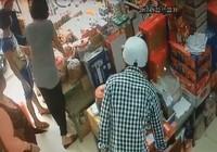 Phát giác kẻ trộm từ hình ảnh camera ngày giáp Tết