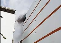 Cháy khách sạn đường Quang Trung, 4 người được giải cứu
