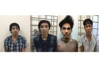 Công an TP.HCM bắt 4 người cùng 2 kg ma túy đá