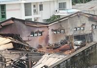 Cảng Sài Gòn thông báo về vụ cháy kho hàng 5000m2