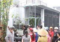 Thương tâm: Sửa đường nước bị điện giật tử vong