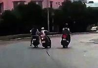 Người phụ nữ bị đạp ngã, đánh hội đồng cướp xe giữa đêm