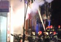 Cháy cửa hàng khu Bàn Cờ, chủ nhà kịp thoát lối cửa sau
