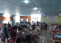 Bắt ổ cờ bạc trá hình câu lạc bộ bida ở Bình Tân