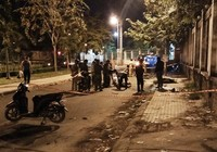 2 thanh niên chết cạnh xe máy ở khúc cua Kênh Nước Đen
