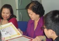 Nguyên Phó chủ tịch nước Trương Mỹ Hoa gặp gỡ học sinh ươm mầm tương lai