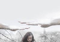 Bản sao Chipu hóa cô bé bán diêm lay động trái tim cộng đồng mạng