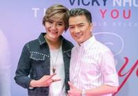 Đàm Vĩnh Hưng hào hứng khi biết Vicky Nhung 'Thèm yêu'
