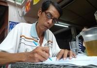 Chuyện bác bảo vệ viết đơn miễn phí cho dân nghèo