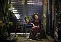 Khánh Ngân dịu dàng trong tà áo dài 'Hoa sen đất Việt'