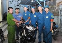 Công an quận 4 tìm chủ sở hữu của gần chục xe máy
