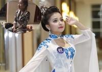 Hot girl ví dặm xứ Nghệ giành giải nhì Sao mai điểm hẹn