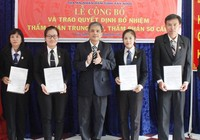 Tây Ninh: Bổ nhiệm mới 19 thẩm phán