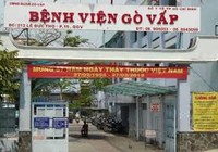 BV quận Gò Vấp lần đầu tiên mổ nội soi sỏi niệu quản