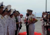 Hai tàu Hải quân Hoa Kỳ cập cảng Tiên Sa
