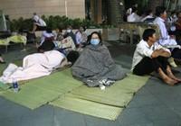 Chập điện, BV Bạch Mai khẩn cấp sơ tán bệnh nhân