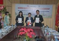 Ba trường Việt-Nhật hợp tác đào tạo