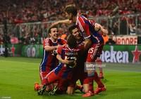 Bayern Munich 6-1 Porto: Đánh tennis trên sân Arena
