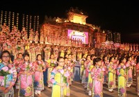 Bế mạc Festival nghề truyền thống Huế 2015