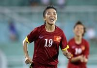 Đánh bại Myanmar, tuyển nữ VN rộng cửa nhất bảng