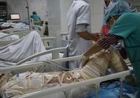 Người mẹ lao vào lửa cứu hai con đã tử vong