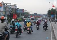 Hàng ngàn người trở lại TP.HCM: Đường đông nhưng không kẹt xe