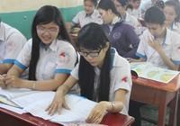 Học sinh TP.HCM thi thử kỳ thi THPT Quốc gia