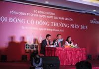 Bia Sài Gòn chia cổ tức 25%