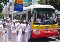 TP.HCM chấn chỉnh việc đưa đón học sinh bằng xe buýt