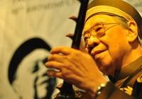 Giáo sư Trần Văn Khê hơn nửa đời người mới trở lại quê nhà