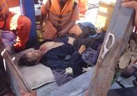 Tàu cá bị đâm chìm: 1 người tử vong, 3 người bị thương nặng